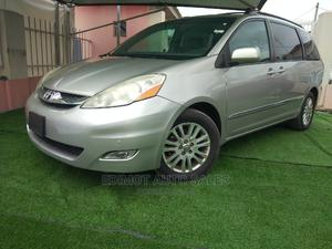 Toyota Sienna 2007 XLE Limited Silver | Cars for sale in Lagos State, Ikeja