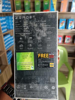 New Infinix Zero 8 128 GB Black | Mobile Phones for sale in Abuja (FCT) State, Zuba
