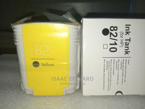 Hp 82 Yellow, Magenta, Cyan and Black Cartriges   Accessories & Supplies for Electronics for sale in Lagos State, Alimosho