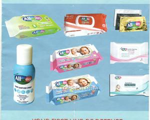 Crystal All Day Wipes | Baby & Child Care for sale in Abuja (FCT) State, Central Business District