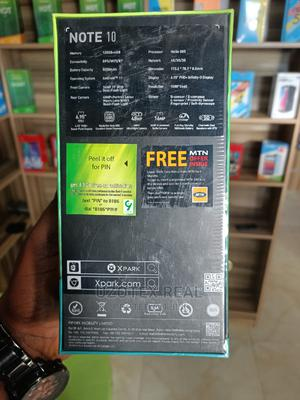 New Infinix Note 10 128 GB Green | Mobile Phones for sale in Abuja (FCT) State, Zuba