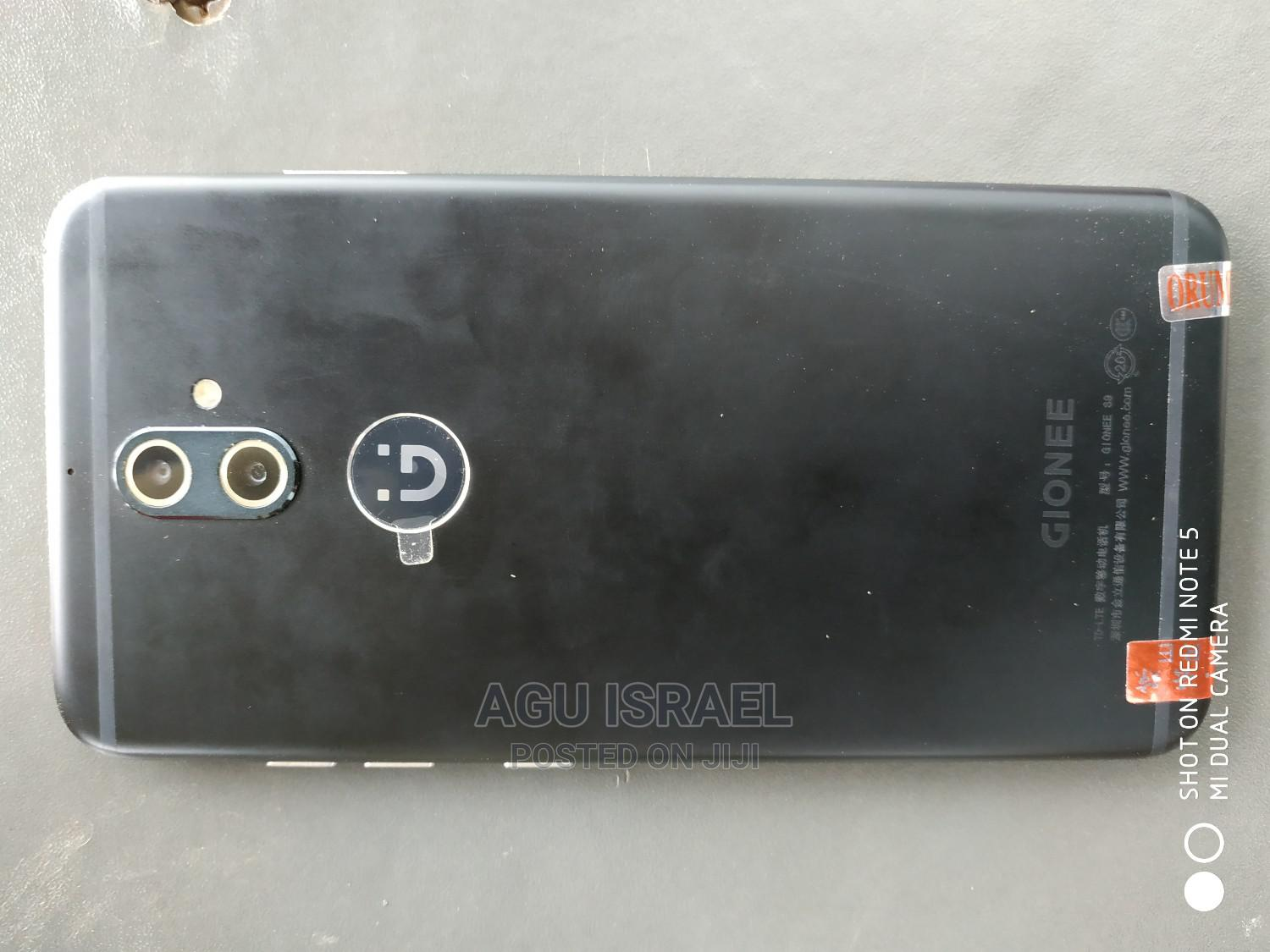 Gionee S9 64 GB Gold | Mobile Phones for sale in Ajah, Lagos State, Nigeria