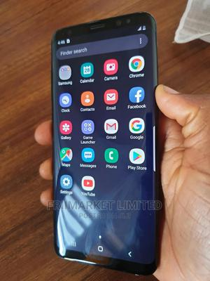 Samsung Galaxy S8 64 GB Black   Mobile Phones for sale in Edo State, Egor