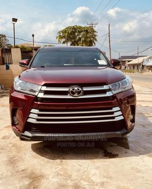 Toyota Highlander 2016 White   Cars for sale in Lagos State, Abule Egba
