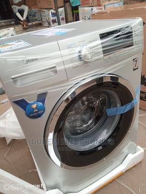 MIDEA Automatic Washing Machine 7kg   Home Appliances for sale in Lagos State, Surulere