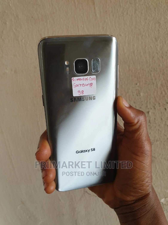 Samsung Galaxy S8 64 GB Silver