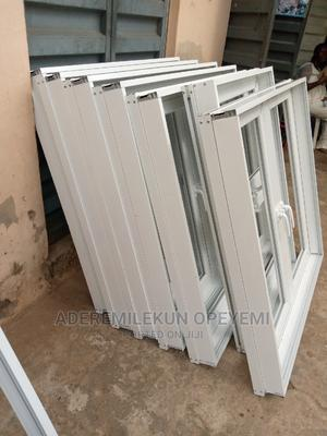 Casement Windows With Burglary and Net | Windows for sale in Oyo State, Ibadan