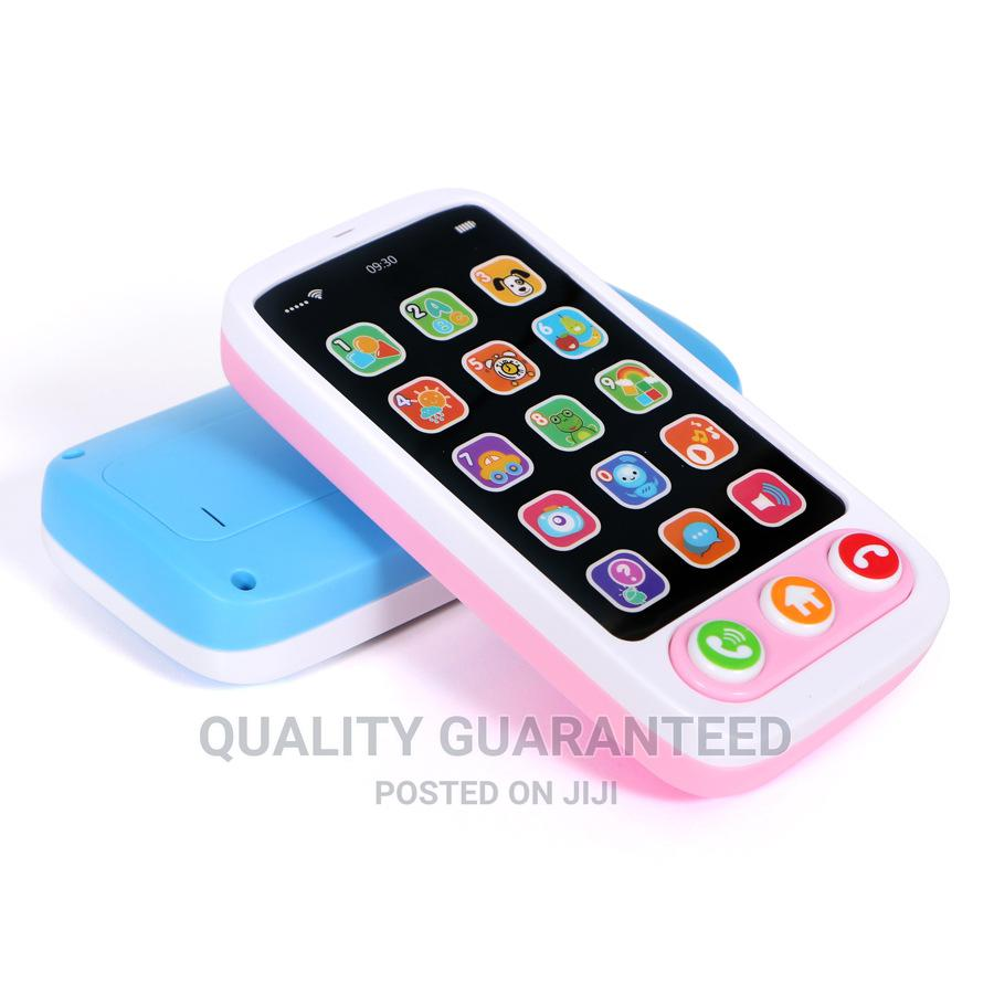 Simulation Mobile English Language Baby Kids Toy Phone Child | Toys for sale in Yaba, Lagos State, Nigeria