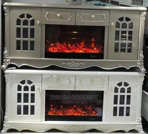 Quality Fireshelf TV Stand | Furniture for sale in Lagos State, Victoria Island
