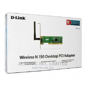 D-Link Wireless N 150 Desktop Pci Adapter   Computer Accessories  for sale in Abuja (FCT) State, Wuse