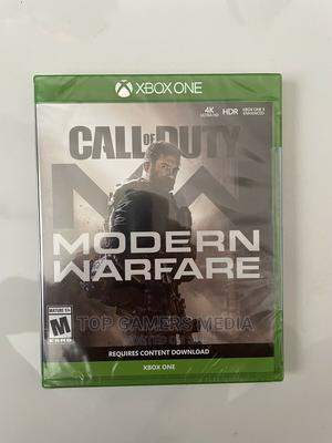 Call of Duty: MODERN WARFARE Microsoft XBOX ONE | Video Games for sale in Lagos State, Agege