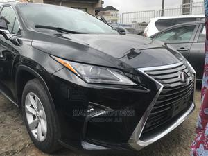 Lexus RX 2016 350 AWD Black   Cars for sale in Lagos State, Ikeja