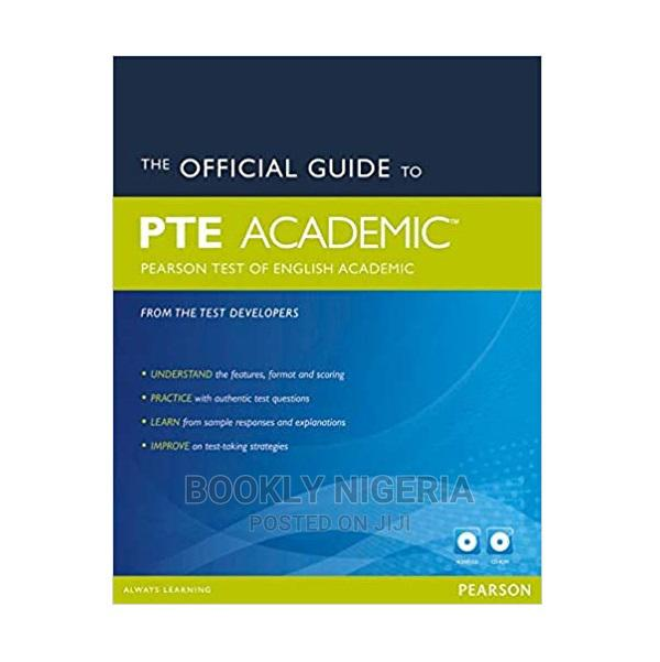 Archive: The Official Guide to PTE Academic (2nd Edition)