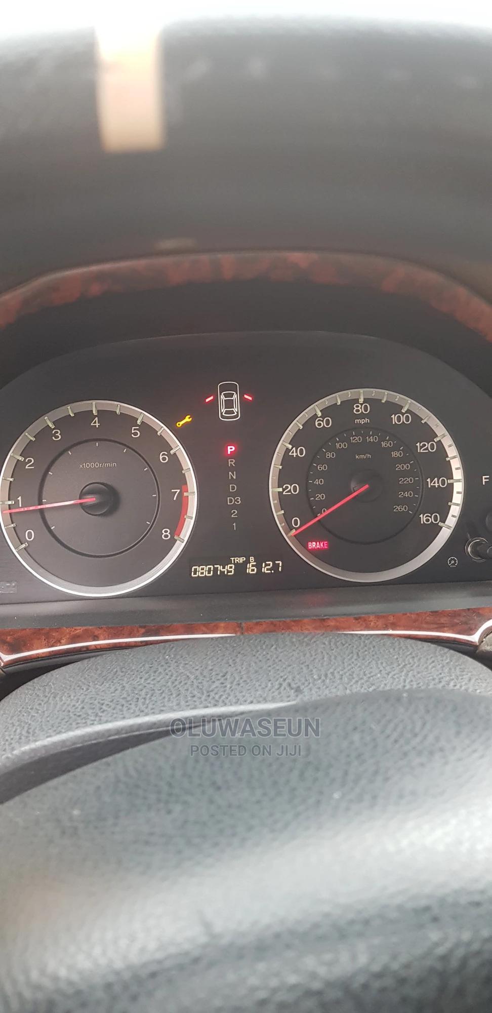 Archive: Honda Accord 2008 2.0 Comfort Brown