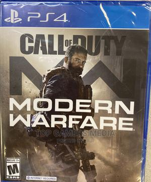 PS4 Call of Duty Modern Warfare Playstation 4   Video Games for sale in Lagos State, Agege