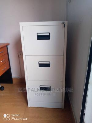 Quality Metal Filing Cabinet | Furniture for sale in Lagos State, Ajah