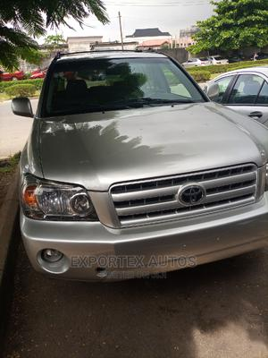 Toyota Highlander 2007 Silver   Cars for sale in Lagos State, Ikeja