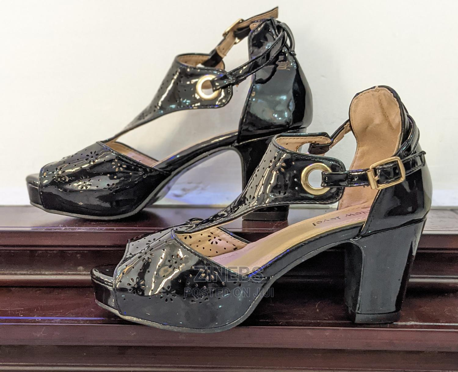 Archive: Quality Girl Heel Sandals
