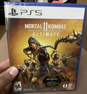 PS5 MORTAL KOMBAT 11 Playstation 5 | Video Games for sale in Lagos State, Agege