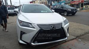 Lexus RX 2019 350L Luxury AWD White | Cars for sale in Lagos State, Isolo