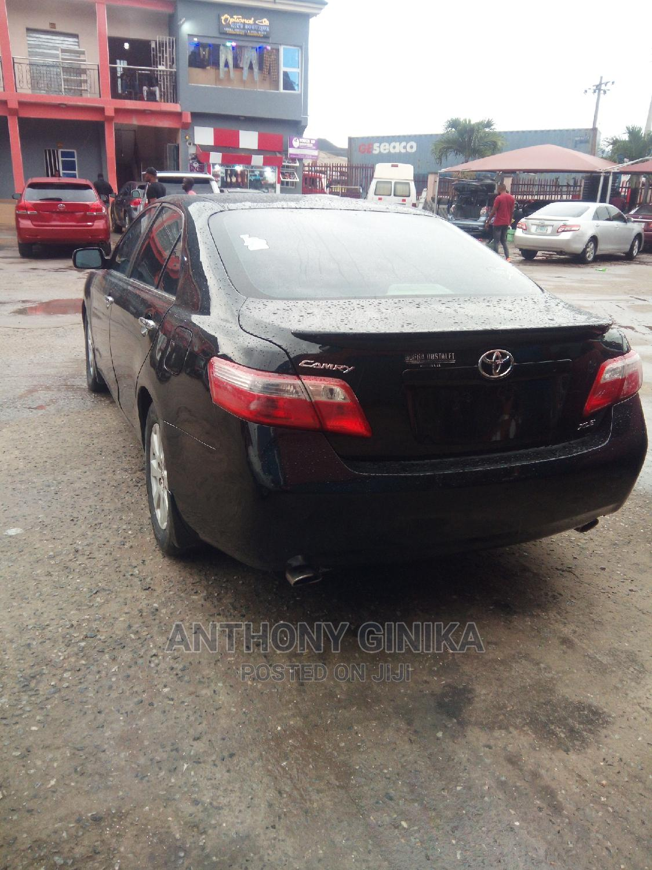 Toyota Camry 2008 Black   Cars for sale in Amuwo-Odofin, Lagos State, Nigeria