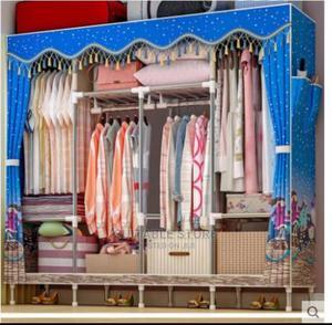 Four Column Steel Wardrobe | Furniture for sale in Lagos State, Oshodi