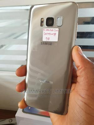 Samsung Galaxy S8 64 GB Silver   Mobile Phones for sale in Edo State, Egor