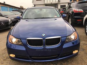 BMW 328i 2007 Blue | Cars for sale in Lagos State, Ikeja