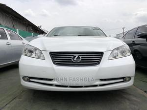 Lexus ES 2008 350 White   Cars for sale in Lagos State, Ifako-Ijaiye