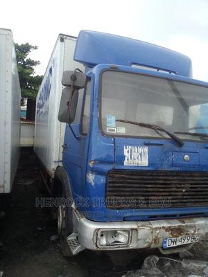 Mercedes Benz 1717 Ten Bolt Container Body.   Trucks & Trailers for sale in Lagos State, Apapa