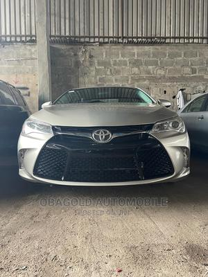 Toyota Camry 2015 Gold | Cars for sale in Lagos State, Amuwo-Odofin