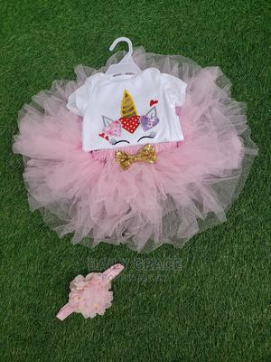 First Birthday Outfit -   Children's Clothing for sale in Lagos State, Ikeja