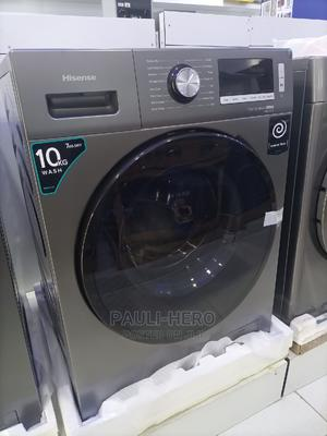 Hisense Washing Machine 10kg Wash Dry.   Home Appliances for sale in Abuja (FCT) State, Wuse