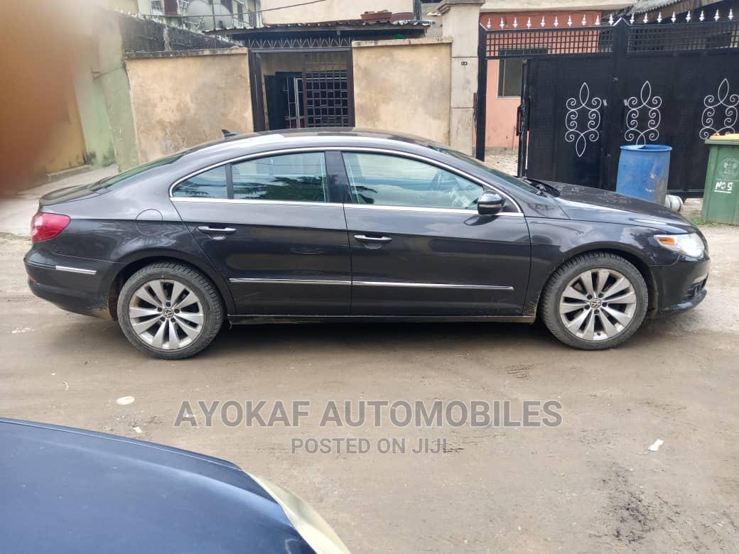 Volkswagen CC 2010 2.0 Sport Gray | Cars for sale in Ogudu, Lagos State, Nigeria