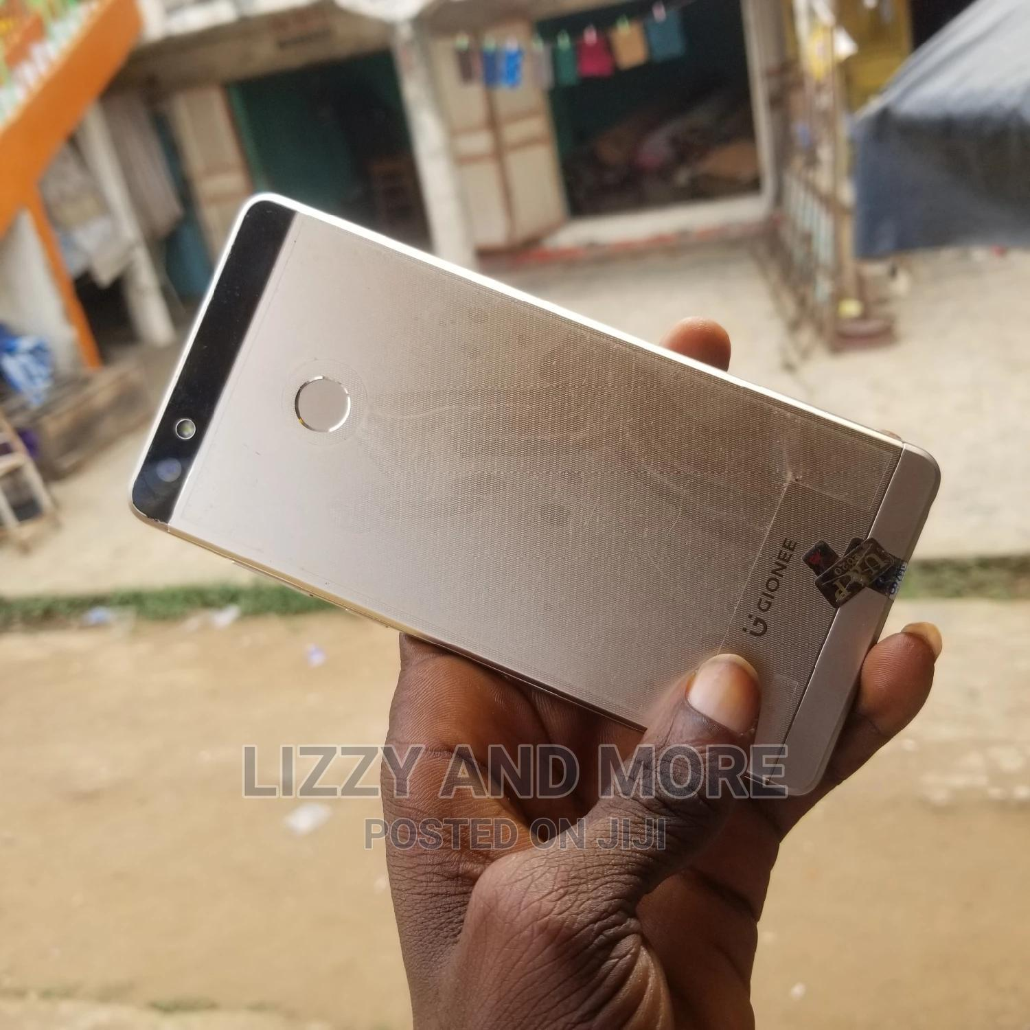 Gionee M7 Power 64 GB Gold   Mobile Phones for sale in Ilorin South, Kwara State, Nigeria