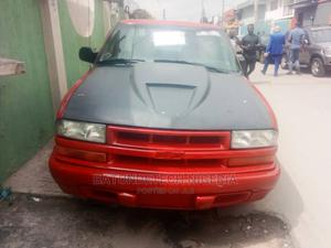 Chevrolet S-10 2003 Automatic Red   Cars for sale in Lagos State, Ikeja