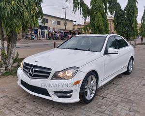 Mercedes-Benz C300 2014 White | Cars for sale in Lagos State, Amuwo-Odofin
