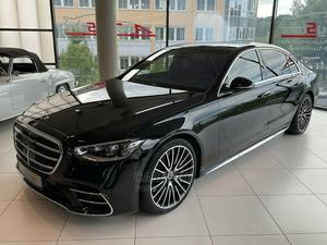 New Mercedes-Benz S Class 2021 Black | Cars for sale in Lagos State, Lekki