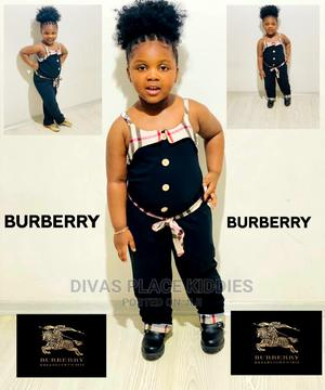 Burberry Jumpsuits | Children's Clothing for sale in Lagos State, Orile