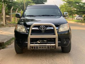 Toyota Hilux 2007 Black   Cars for sale in Abuja (FCT) State, Gwarinpa