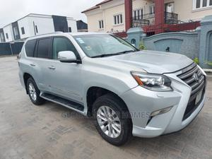 Lexus GX 2014 460 Luxury Silver   Cars for sale in Lagos State, Ajah