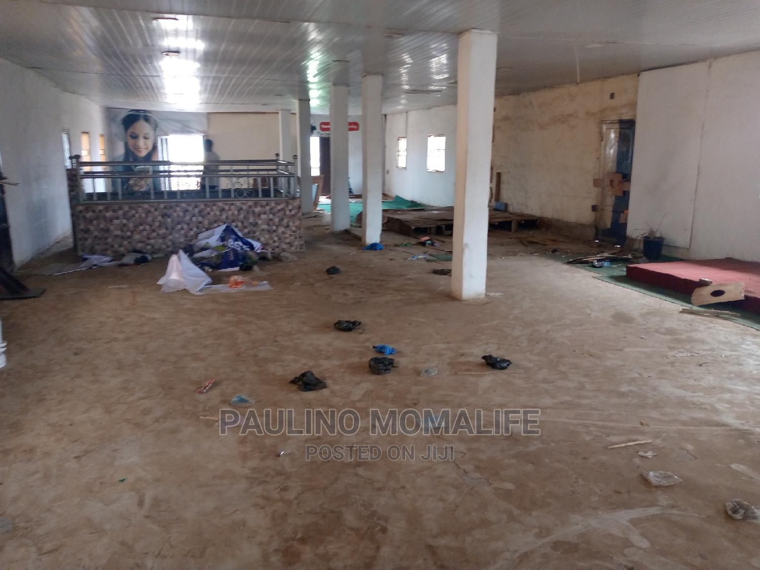 Church Space to Let at Arthur Ezeh Avenue Awka. | Commercial Property For Rent for sale in Awka, Anambra State, Nigeria