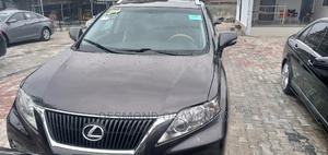 Lexus RX 2011 350 Brown   Cars for sale in Lagos State, Ajah