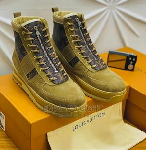 Quality Italian Louis Vuitton High Top. | Shoes for sale in Lagos State, Surulere