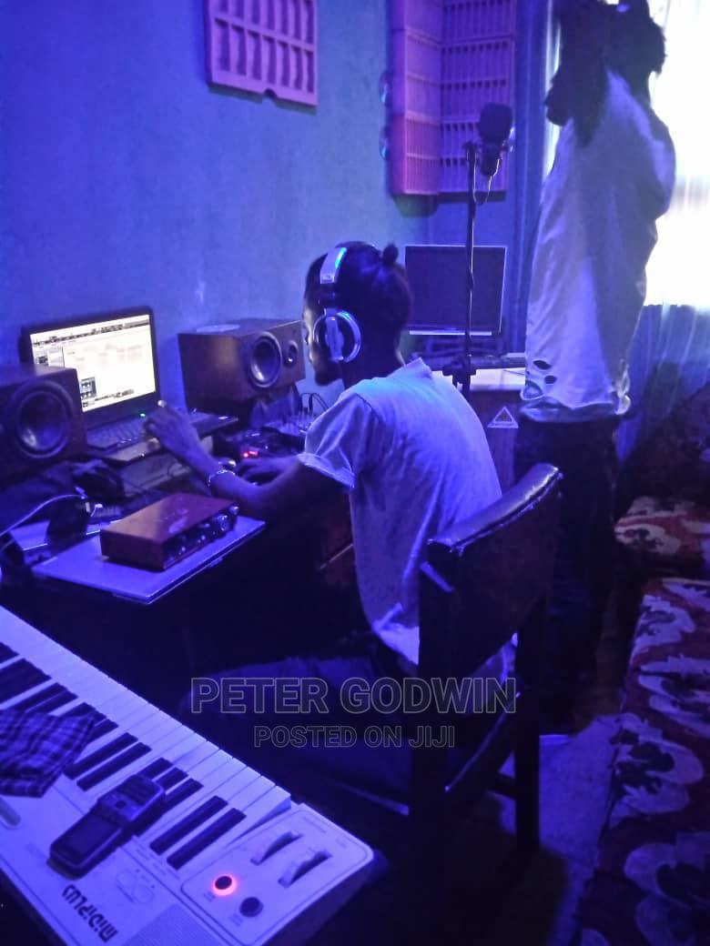 Archive: Music Production/Mobile Studio