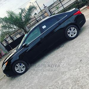 Hyundai Sonata 2011 Black   Cars for sale in Lagos State, Abule Egba