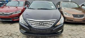 Hyundai Sonata 2012 Black | Cars for sale in Lagos State, Ajah
