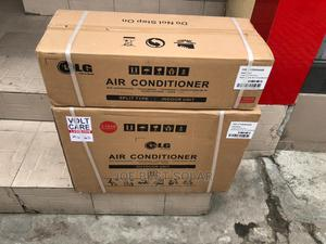 LG 1hp Split Unit Air Conditioner | Home Appliances for sale in Lagos State, Lekki