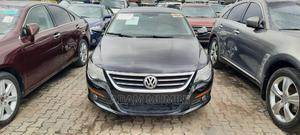 Volkswagen CC 2010 2.0 Luxury Black   Cars for sale in Lagos State, Ajah