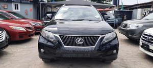 Lexus RX 2012 350 AWD Black   Cars for sale in Lagos State, Ajah
